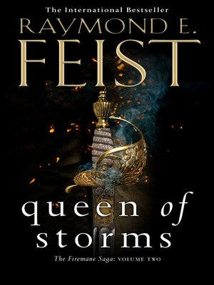 cover image of Queen of Storms