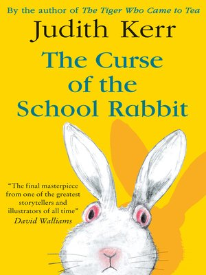 cover image of The Curse of the School Rabbit