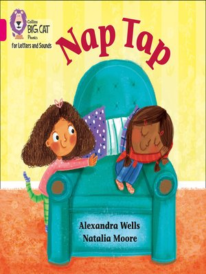 cover image of Collins Big Cat Phonics for Letters and Sounds – Nap Tap