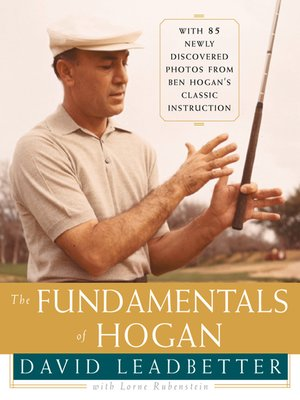 cover image of The Fundamentals of Hogan