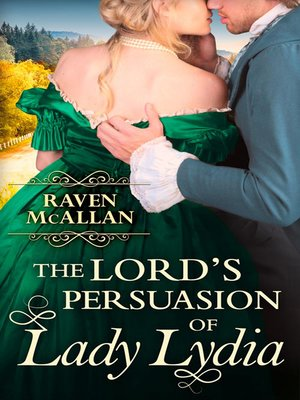 cover image of The Lord's Persuasion of Lady Lydia