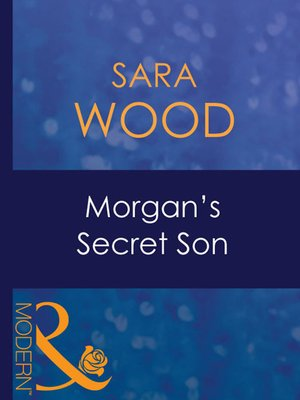 cover image of Morgan's Secret Son