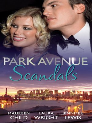 cover image of Park Avenue Scandals