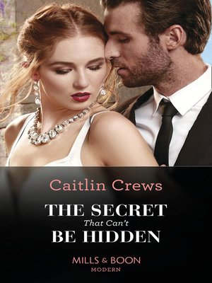 cover image of The Secret That Can't Be Hidden