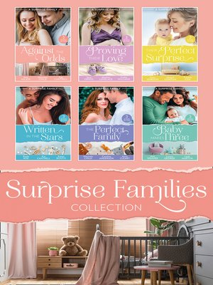 cover image of The Surprise Families Collection