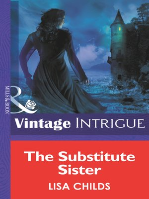 cover image of The Substitute Sister