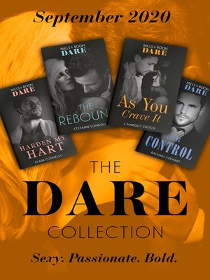 cover image of The Dare Collection September 2020