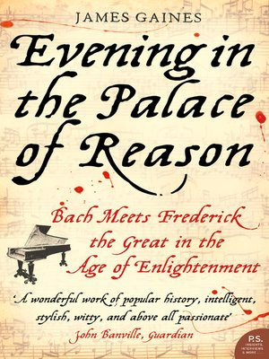 cover image of Evening in the Palace of Reason