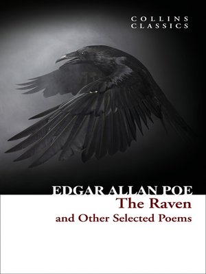 cover image of The Raven and Other Selected Poems