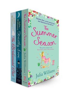 cover image of Julia Williams 3 Book Bundle
