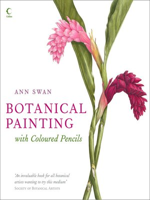 cover image of Botanical Painting with Coloured Pencils