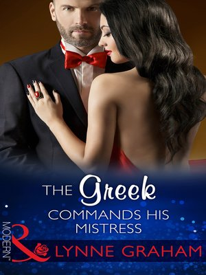 cover image of The Greek Commands His Mistress