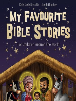 cover image of My Favourite Bible Stories