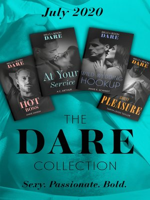 cover image of The Dare Collection July 2020