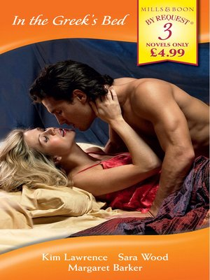cover image of In the Greek's Bed