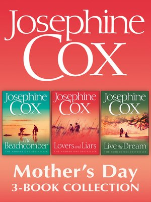 cover image of Josephine Cox Mother's Day 3-Book Collection