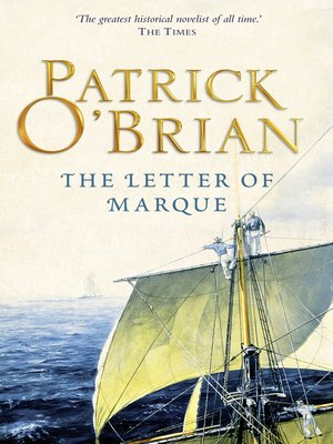 cover image of The Letter of Marque