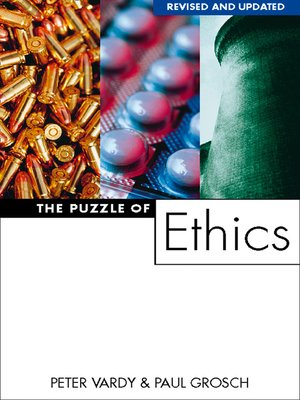 cover image of The Puzzle of Ethics