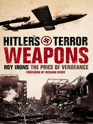 cover image of Hitler's Terror Weapons
