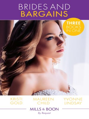 cover image of Brides & Bargains