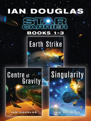 cover image of Earth Strike, Centre of Gravity, Singularity