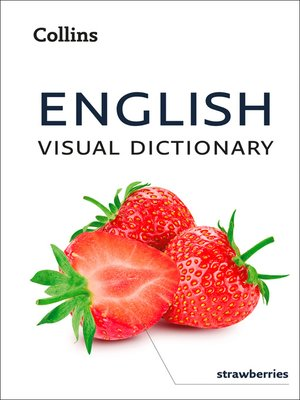 cover image of English Visual Dictionary