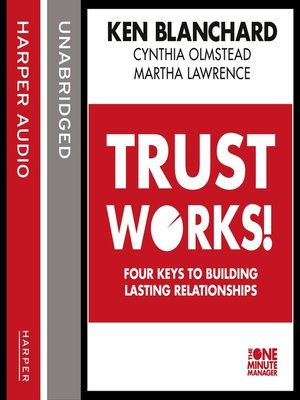 cover image of Trust Works