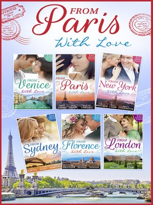 cover image of From Paris With Love Collection