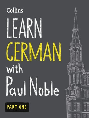 cover image of Learn German with Paul Noble, Part 1