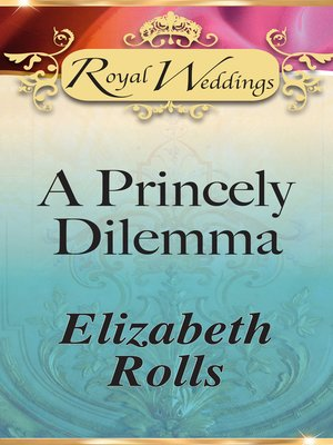 cover image of A Princely Dilemma