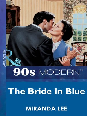 cover image of The Bride in Blue