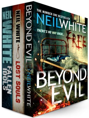 cover image of Neil White 3 Book Bundle