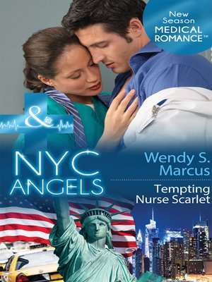 cover image of Tempting Nurse Scarlet