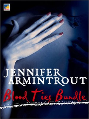 cover image of Blood Ties Bundle