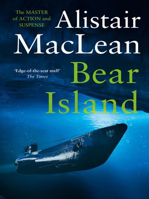 cover image of Bear Island