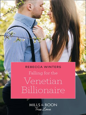 cover image of Falling For the Venetian Billionaire