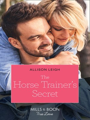 cover image of The Horse Trainer's Secret