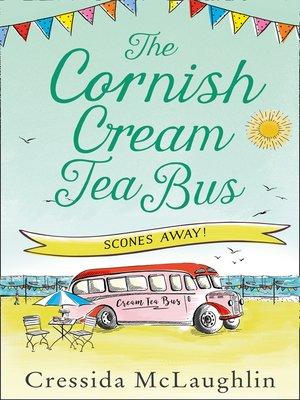 cover image of The Cornish Cream Tea Bus