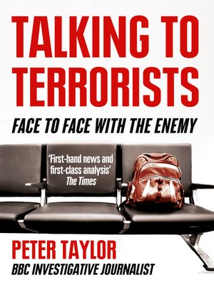 cover image of Talking to Terrorists