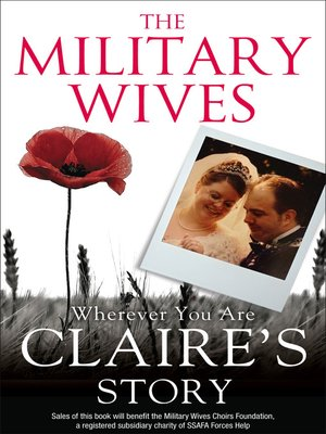 cover image of The Military Wives