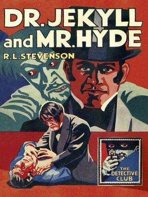 cover image of Dr Jekyll and Mr Hyde