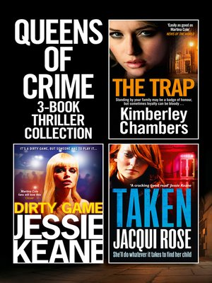 cover image of Queens of Crime