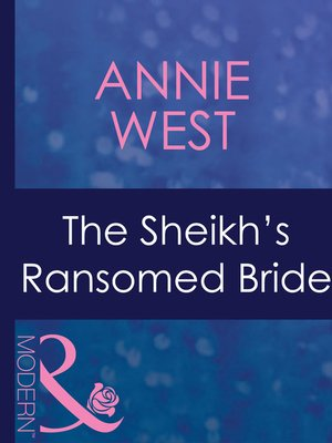 cover image of The Sheikh's Ransomed Bride