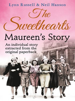 cover image of Maureen's story (Individual stories from THE SWEETHEARTS, Book 5)