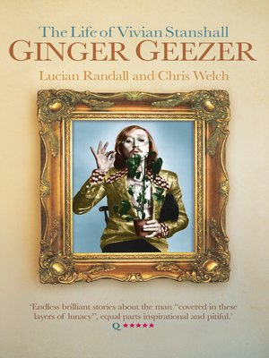 cover image of Ginger Geezer
