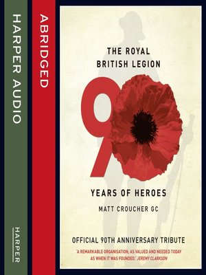 cover image of The Royal British Legion