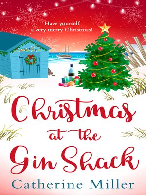 cover image of Christmas at the Gin Shack