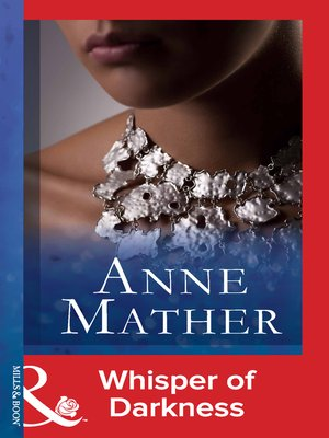cover image of Whisper of Darkness