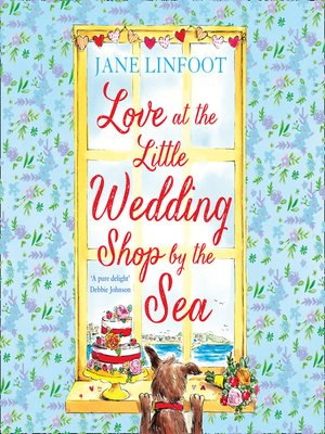 cover image of Love at the Little Wedding Shop by the Sea