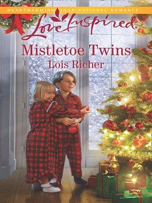 cover image of Mistletoe Twins